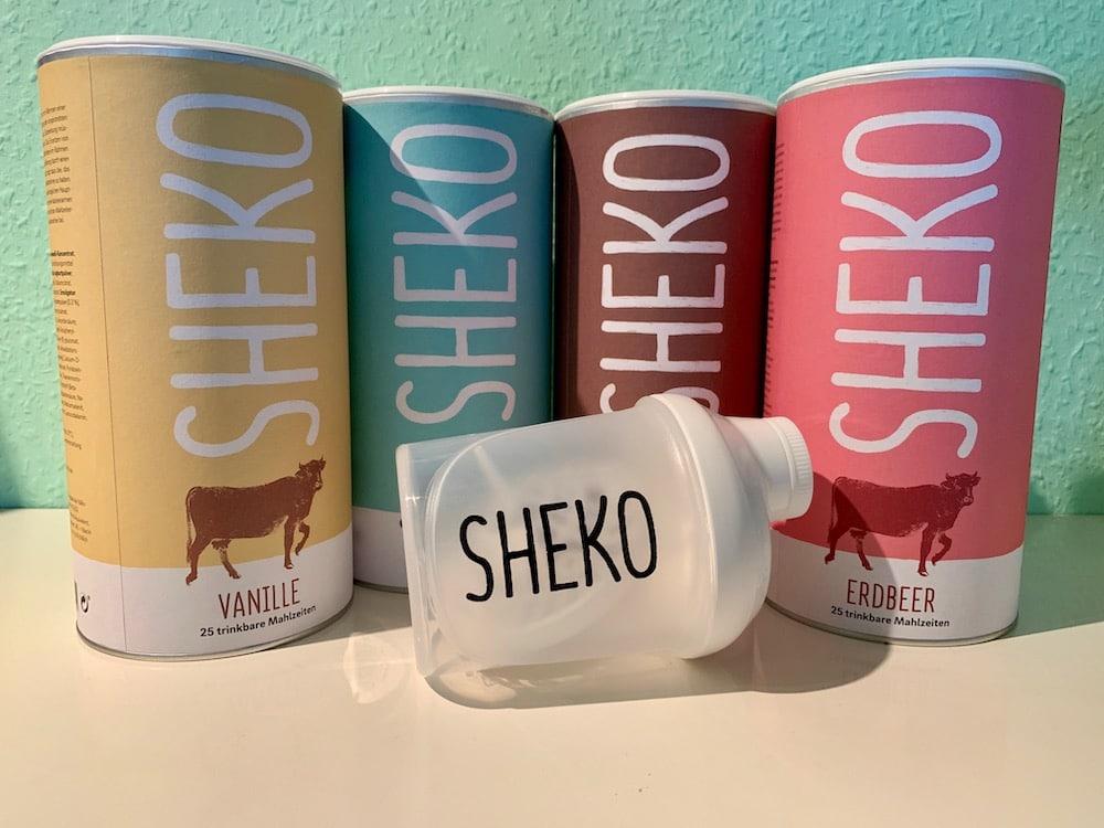 Sheko Shake Test
