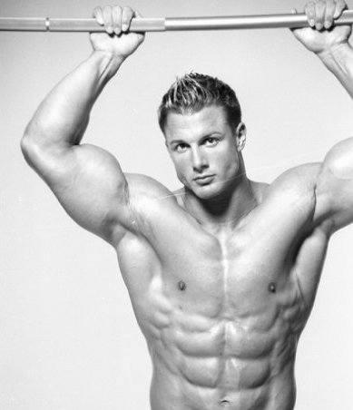 Bauchmuskeltraining mit Personal Trainer Christian Engel