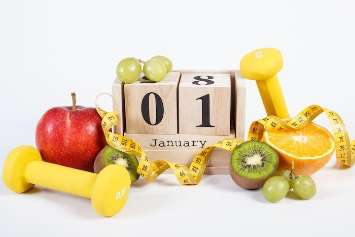 Abnehmen im neuen Jahr