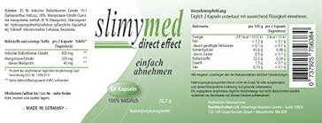 Slimymed Direct Effect